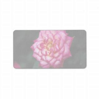 Hybrid Tea Rose Roses Custom Address Labels