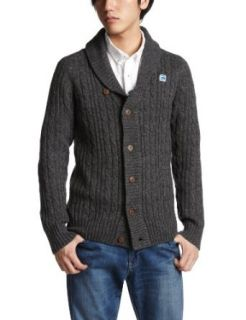 STAR Herren Strickjacke Cl Borre Shawl Cardigan Knit l/s   86961