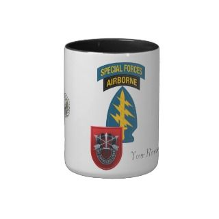 7th Special Forces Green Beret Coffee Mug