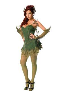 Kostüm Poison Ivy Secret Wishes Damen Erwachsene DC Comics Batman
