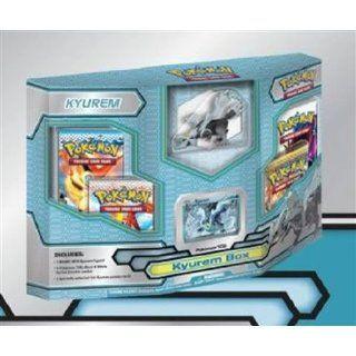 Pokemon Black and White Kyurem Box Spielzeug