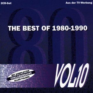 Best of 1980 1990 Vol.10 Musik