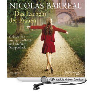 Das Lächeln der Frauen (Hörbuch ) Nicolas