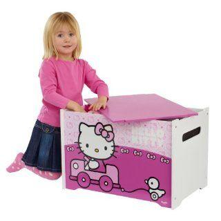 Sanrio Hello Kitty Spielzeugkiste/True/Spielzeugbox 60cm x 40cm x 40cm