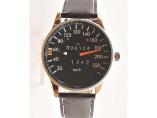 Tacho Uhr, in Stil des W 124 von Mercedes Benz