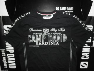 Camp David T Shirt NEUESTE Kollektion Sky Lounge Sardinia Mai 2012