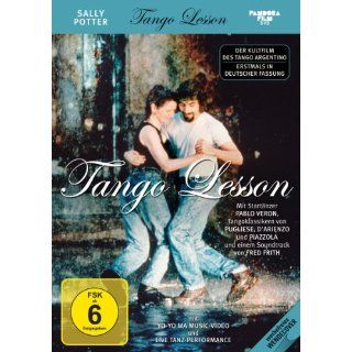 Tango Lesson Pablo Veron, Gustavo Naveira, Sally Potter