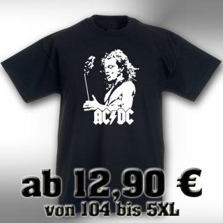AC / DC ANGUS YOUNG FANSHIRT *** FUN T SHIRT 042