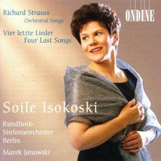 Richard Strauss Vier letzte Lieder Musik