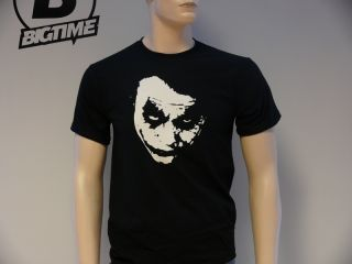 Shirt E50 Batman Joker Heath Ledger Film Gr. S   XXL
