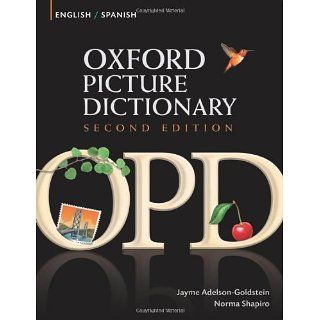 Oxford Picture Dictionary: English/Spanish, Ingles/Espanol: