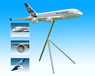 A380 Airbus A 380 House Colour RESIN 150 Super Scale