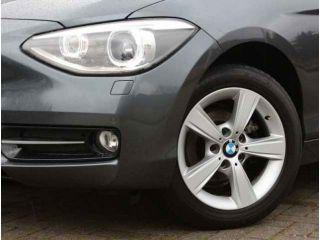 BMW 1er F20 205 55 16 Zoll Alufelgen 376 Winterreifen Winterraeder