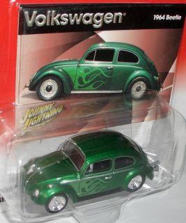 Volkswagen ´64 VW VOLKSWAGEN BEETLE (Käfer)  green/flames  164
