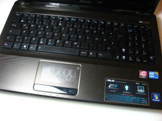 Asus X52J Notebook defekt an Bastler Prozessor CPU