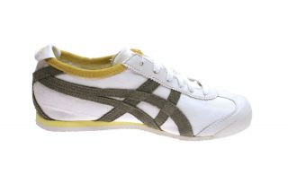 Asics Onitsuka Tiger Mexico 66 CV Washed White/Olive