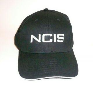 NCIS Special Agent Base Cap original Merchandise NAVY CIS Gibbs McGee