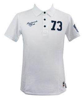 Petrol Industries Polo Shirt M SS12 PL64 Col. 000/white