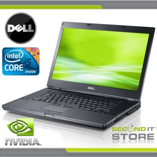 Latitude E6510 Intel Core i5 M 560 2 67 GHz 4 GB RAM 320 GB HDD UMTS