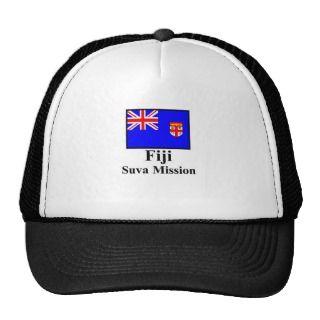 Fiji Suva Mission Hat