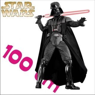 Star Wars DARTH VADER Wandtattoo Wandsticker Wandaufkleber 1m