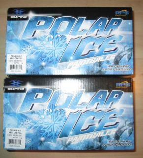 4000 Paintballs EMPIRE POLAR ICE Cal 68 Gotcha Paint Kugeln Munition