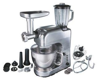 Kuechenmaschine Knetmaschine Mixer Fleischwolf Pasta Maker Proficook