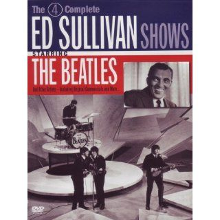 The Four Complete Historic Ed Sullivan Shows feat. The Beatles 2 Discs