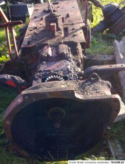 Belarus MTS 50 52 Getriebe / Schaltgetriebe Schalthebel Schaltknauf
