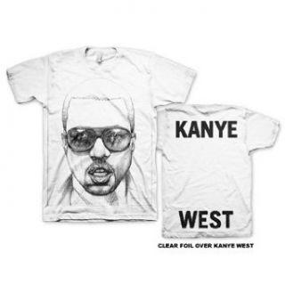 Kanye West     Skizze 40/1 Herren T Shirt in Weiß
