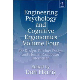 Engineering Psychology and Cognitive Ergonomics Job Design, Product