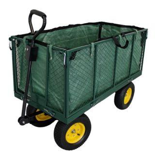 gartenwagen bollerwagen handwagen transportkarre 300 kg. Black Bedroom Furniture Sets. Home Design Ideas