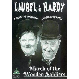 Laurel & Hardy March Of The Wooden Soldiers Silent NEW DVD