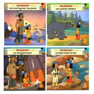 Yakari   Set Geschichten Mini Bücher 9 12 Pixi
