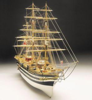 Bauplan für Amerigo Vespucci 184