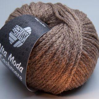 Lana Grossa Alta Moda Cashmere 024 toffee 50g Wolle