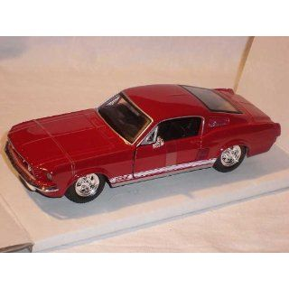 FORD MUSTANG FASTBACK GTA COUPE ROT 1967 BASIS FÜR SHELBY GT500