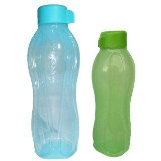 Tupperware Eco Easy Flaschen Set 2 Stk (1x500ml & 1x 750ml