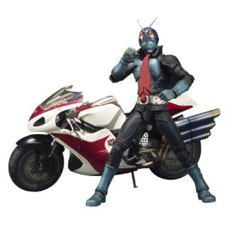 SIC S.I.C Vol.46 Masked Kamen Rider The First 1 & Cyclone: