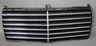 Mercedes Kühlergrill GRILL W124 86 93 AVANTGARDE SCHWARZ