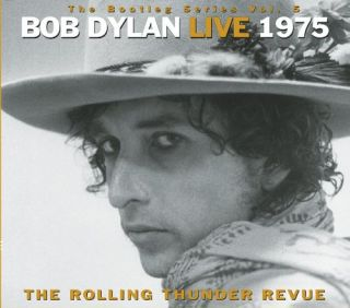Bob Dylan  Live 1975 The Rolling Thunder Revue (2CD)