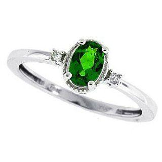 Ring mit Diamanten, 0,32 ct, in 10 kt Weißgold 49 Schmuck