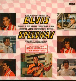 12 LP   ELVIS PRESLEY   SPEEDWAY   OST