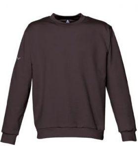 Trigema Sweat Shirt mocca in Größe XXL Bekleidung