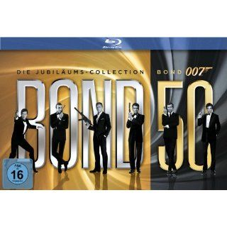James Bond   Bond 50: Die Jubiläums Collection Blu ray: