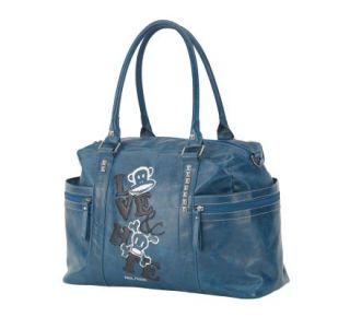 Paul Frank Tasche Fashion Shoulder Bag blau