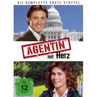 Agentin mit Herz   Staffel 1 (5 DVDs) Kate Jackson, Bruce