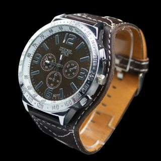 Armbanduhr Men Model Diesel Time incl BOX Watch Herren Uhr mit breitem