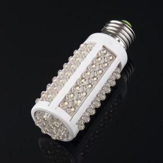 108 LED E27 7W Cold White Corn Light Bulb 200 230V 360°