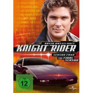 Knight Rider   Season Four The Final Season [6 DVDs]